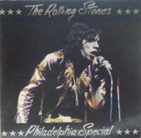 Rolling Stones, The - Philadelphia Special, double clear vinyl album, recorded live in 1972
