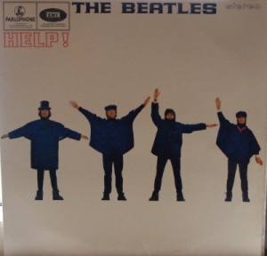 Beatles, The - Help! [Stereo, original 1965 LP]