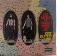Keef Hartley Band - The Battle Of North West Six, from 1969 on Deram Records SML 1054, original UK Stereo release, 1st pressing