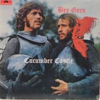 Bee Gees, The - Cucumber Castle, Very rare original UK issue of theis 1970 album