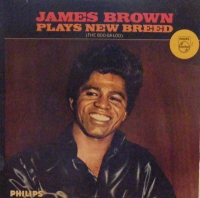 Brown, James - Plays New Breed [Philips Records mono 1966 LP]