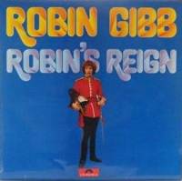 Gibb, Robin - Robin's Reign, Very rare solo album, original 1969 uk issue