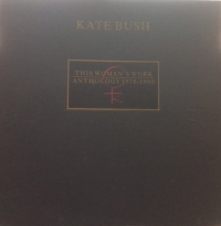 Bush, Kate - This Women's Work - vinyl box set, [EMI - KBBX 1] 1990, 9 x LP's, Booklet and set of Stickers NM condition