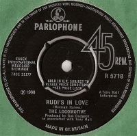 Locomotive, The - Rudi's In Love/ Never Set Me Free, rare 1968 Parlophone release