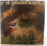 Pink Floyd, The - A Saucerful Of Secrets, classic and rare second album from the Floyd, Mono, 1968, 1st press blue and silver label lettering