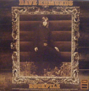 EDMUNDS, DAVE - Rockpile [Regal Zonophone 1971 LP]