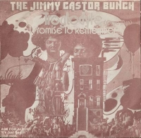 Castor Bunch, The Jimmy - Troglodyte single with picture sleeve