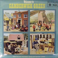 Soundtrack - Camberwick Green [UK issue, 1966 MFP Records mono]