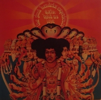 Hendrix Experience, Jimi The - Axis Bold as Love [UK Track Records mono 1967 LP]