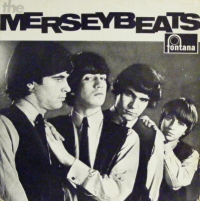 Merseybeats, The - The Merseybeats [Fontana, mono 1964 UK issue]
