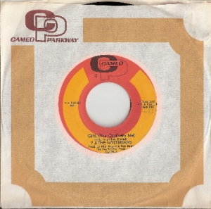 "? [Question Mark] & The Mysterians - Girl [You Captivate Me]/ Got To, original U.S. 7"" single release on Cameo Parkway Records C-479 in 1967. Good Northern Soul recording"
