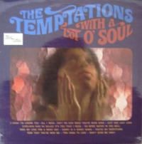 Temptations, The - With A Lot Of Soul [Tamla Motown mono LP, 1967]