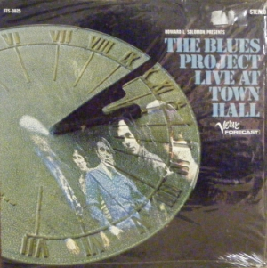 Blues Project, The [LP] Live At The Town Hall