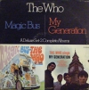 Who, The - Magic Bus/ My Generation [US Double LP Set 70's]