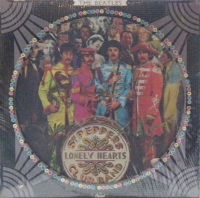 Beatles, The - Sgt. Peppers, original 1978 US picture disc, c/w with it's die-cut sleeve