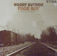 Guthrie, Woody - Poor Boy [Transatlantic 1968 LP]