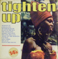 Various Artists - Tighten Up, With All The Best Sounds From The West Indies [Trojan 1969 LP]
