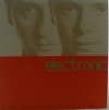 Electronic - Electronic [Factory Records, Fact 290] 1991, album, c/w picture sleeve and inner, mint/ unplayed