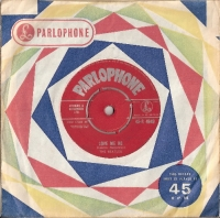 "Beatles, The - Love Me Do/ P.S. I Love You [7"" UK single, red label]"