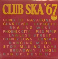 Various Artists - Club Ska '67 [Island Records 1967 mono]