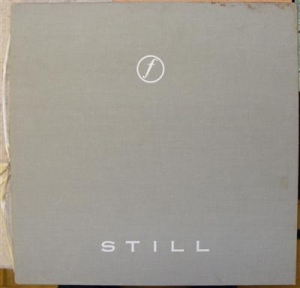 Joy Division - Still, hession hardback sleeve, very rare and limited