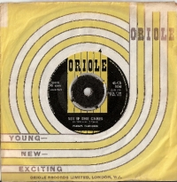"Faron's Flamingos - See If She Cares/ Do You Love Me, original UK 7"" single release on Oriole Records 45-CB 1834 in 1963"