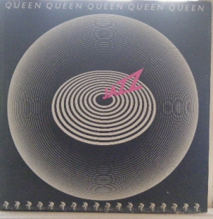 Queen - Jazz, original UK album release, complete with intact poster and inner sleeve
