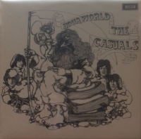 Casuals, The - Hour World, 1969 UK pressing [Decca Records SKL-R 5001]