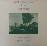 Various Artists - English Country Music from East Anglia [Topic Records 1973]