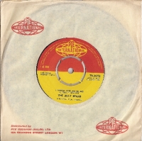 "Jelly Beans, The - I Wanna Love Him So Bad/ So Long, original UK 7"" single release on Pye International Records 7N.25252 in 1964."