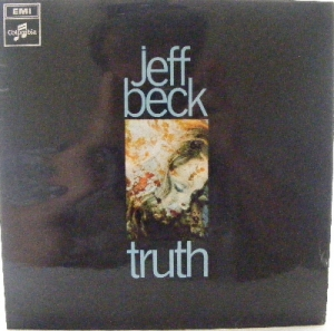 Beck, Jeff - Truth, from 1968 on Columbia Records SX 6293, original UK Mono release