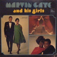 Gaye, Marvin - Marvin Gaye and His Girls [Tamla Motown 1968 mono LP]