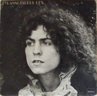 Bolan Marc Tyrannosaurus Rex - A Beard Of Stars, original Regal Zonophone LP 1970