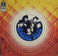 Hollies, The - Hollies' Day [Original German Odeon LP, 60's]