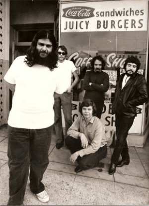 Canned Heat - Promo photo 70's