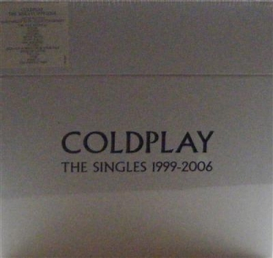 Coldplay - The Singles 1999-2006 Box Set, mint and still sealed