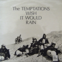 Temptations, The - Wish It Would Rain [Tamla Motown LP, mono 1969]