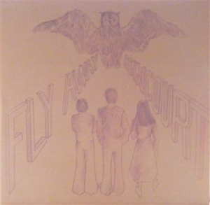 Agincourt - Fly Away, reissue of the very rare UK 1970 pressing, released by the Record Collector magazine