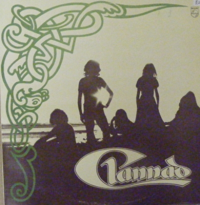 Clannad - Clannad [Irish Philips 1973 release]