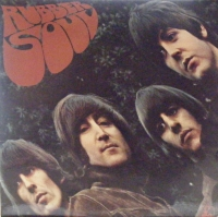 Beatles, The - Rubber Soul [Original stereo LP, 1965, 1st pressing]