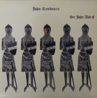 Renbourn, John - Sir John Alot of [Transatlantic Records 1968 stereo  LP]