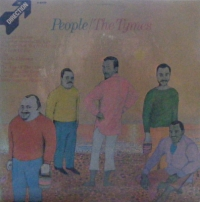 Tymes, The - People [Direction Records mono LP 1969]