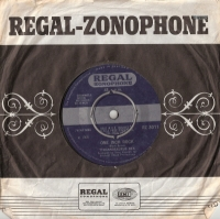 "Bolan, Marc Tyrannosaurus Rex - One Inch Rock/ Salamanda Palaganda [7"" UK single 1968]"