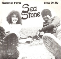 "SEA STONE - Summer Fever [7"" UK single, p/s, Plankton Records 1980]"