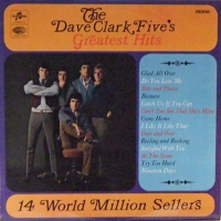 Clark Five, Dave - Greatest Hits, Original mono UK 1966 album release