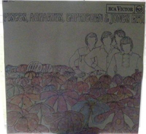 Monkees, The - Pisces, Aquarius, Capricorn & Jones Ltd, original 1967 UK album, NM- copy