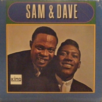 Sam & Dave - Sam & Dave [King Label, Original UK issue LP 1966]